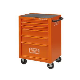 1470K6 Bahco szerszámkocsi narancssárga