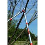 PG-19-F Extra könnyű rávágó olló teleszkópos nyéllel