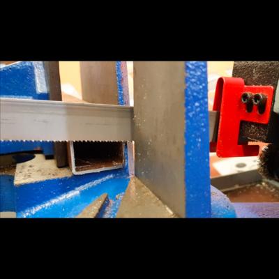 3851-27x0,9 5/8 2450 mm Bahco fémipari szalagfűrészlap